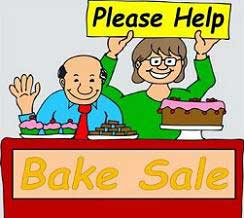Literary Council Bake Sale