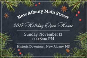 New Albany Holiday Open House