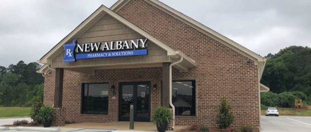 New Albany Pharmacy and Solutions