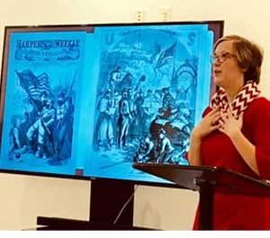 Civil War imagery