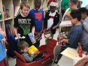 New Albany schools Christmas