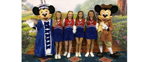 Disney World parade