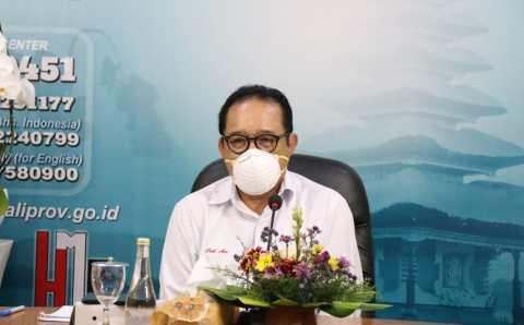 Wagub Cok Ace Sampaikan Kebanggaan Tri Hita Karana Dijadikan Landasan dalam Forum Internasional RICH 70 Tsinghua Southeast Asia Cloud Forum