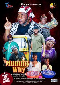 Mummy Why (The Movie)