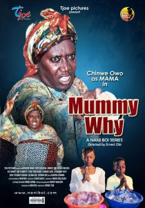 Chinwe Owo as Mama