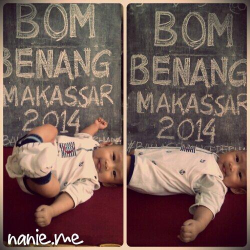 bom benang makassar 2014