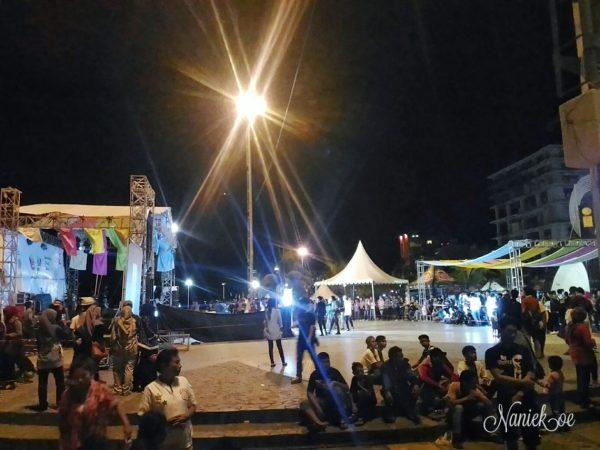 Pesta komunitas makassar 2016