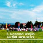 5 Agenda Wajib Agar Mudik Lebaran Jadi Ceria