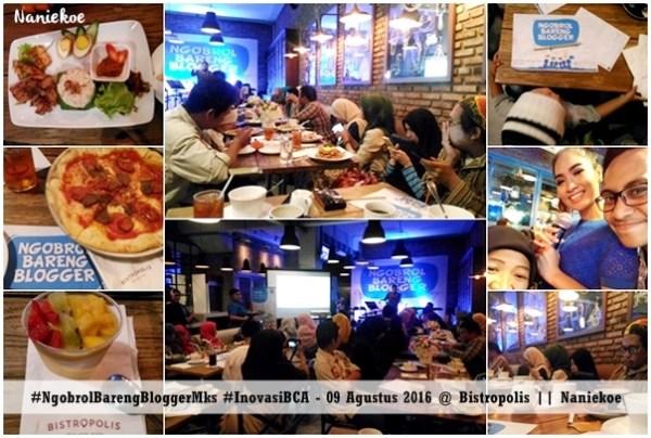 ngobrol bareng blogger Makassar - BCA