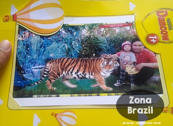 Zona Brazil Dancow Explore the World