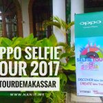 OPPO Selfie Tour 2017 #TourDeMakassar