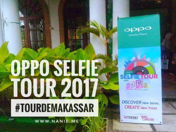 OPPO Selfie Tour 2017 - Tour De Makassar