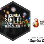 8 Aktivitas Seru di Festival F8 Makassar