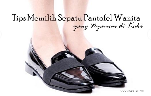 Tips Memilih Sepatu Pantofel Wanita yang Nyaman Dipakai 8 jam/hari
