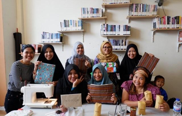 Ammacaki, Komunitas Buku Makassar