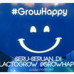 Seru-seruan di Lactogrow #GrowHappy