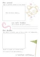 Cahier de liaison 2 blog page 2