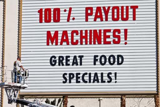 ペイアウトの観点からオンラインカジノは勝ちやすい