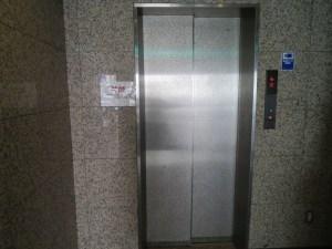 H2O大国町:エレベーター
