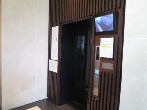 グレイスポート難波:エレベーター