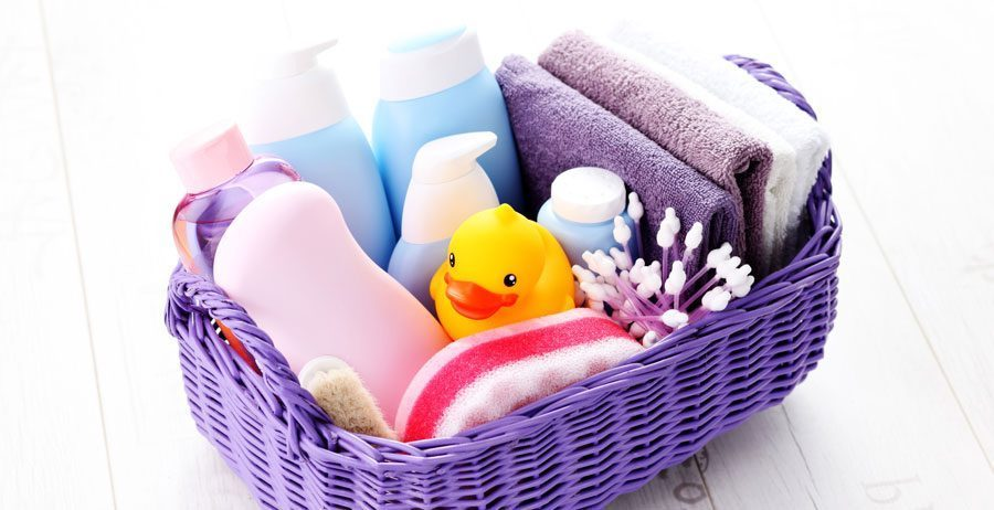 Productos de higiene del bebé