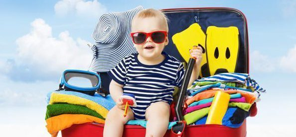 Productos infantiles de viaje