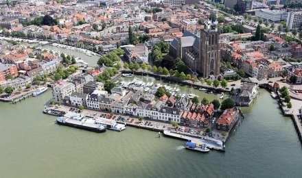 Dordrecht Luchtfoto