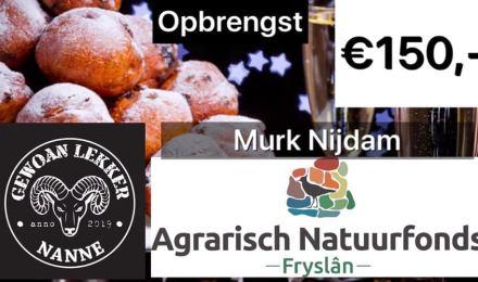 Gewoan Lekker - Oliebollenactie 2020 - Gruttoland Murk Nijdam
