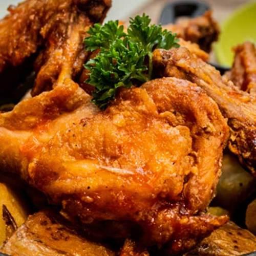 Gewoan Lekker - Chicken Wings
