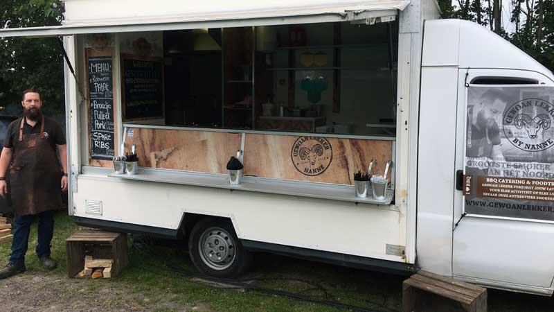 Gewoan Lekker - Food Truck & Afhaalservice