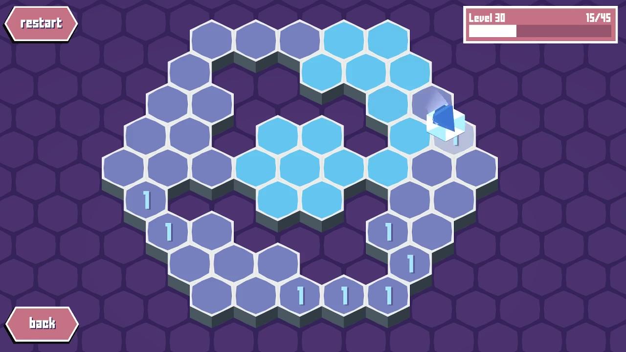 Hexa Path 15