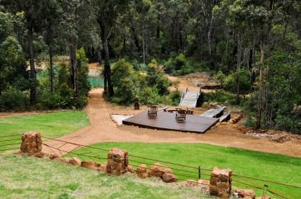 Nannup Bush Retreat - Outside scene