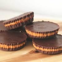 Recept: Healthy chocolade-pindakaas snack