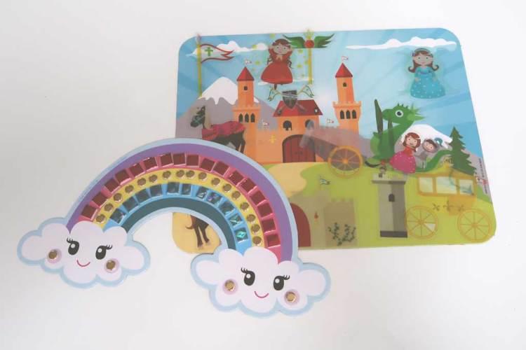 Totum-knutselen-fairy-tail-raamstickers-unicorn