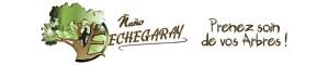 logo bandeau haut petit ECHEGARAY Ñaño élagage