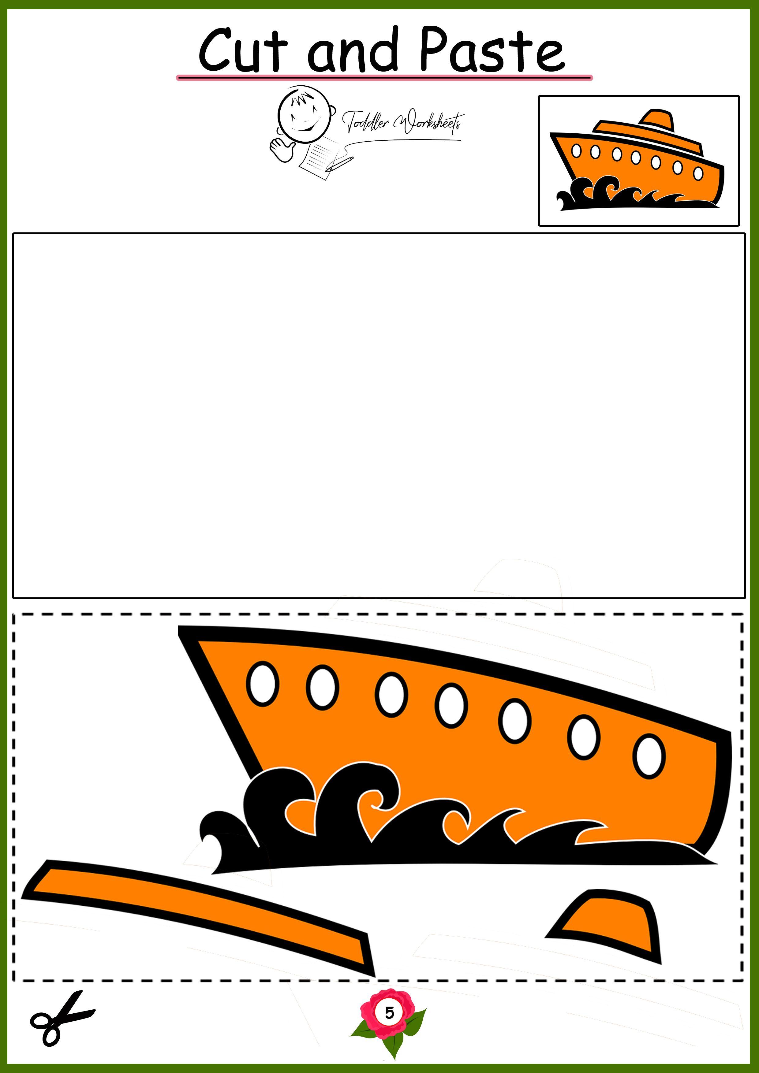 15 Best Cutting Worksheets Images On Best Worksheets