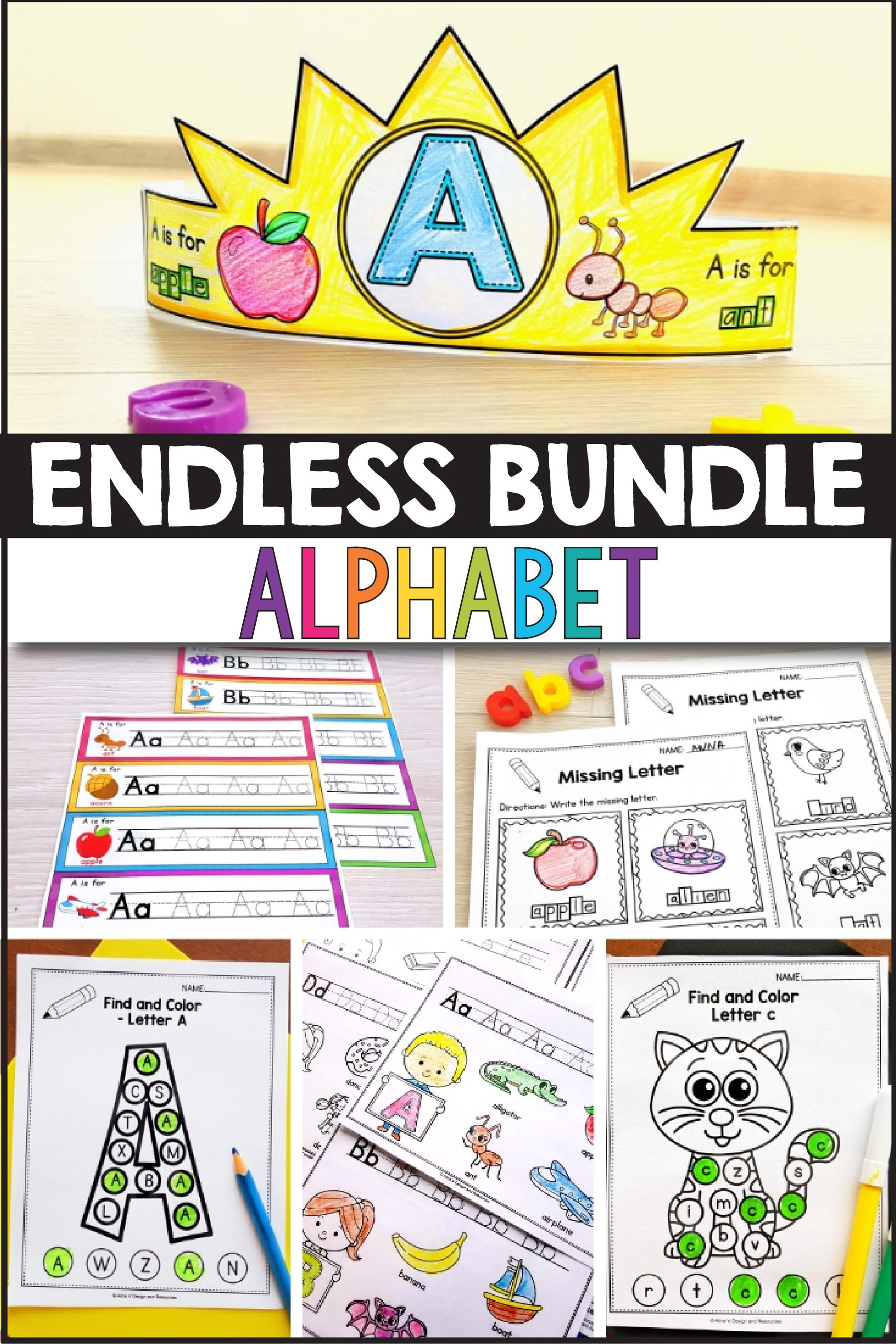 19 Best Lowercase Alphabet Worksheets Images On Best