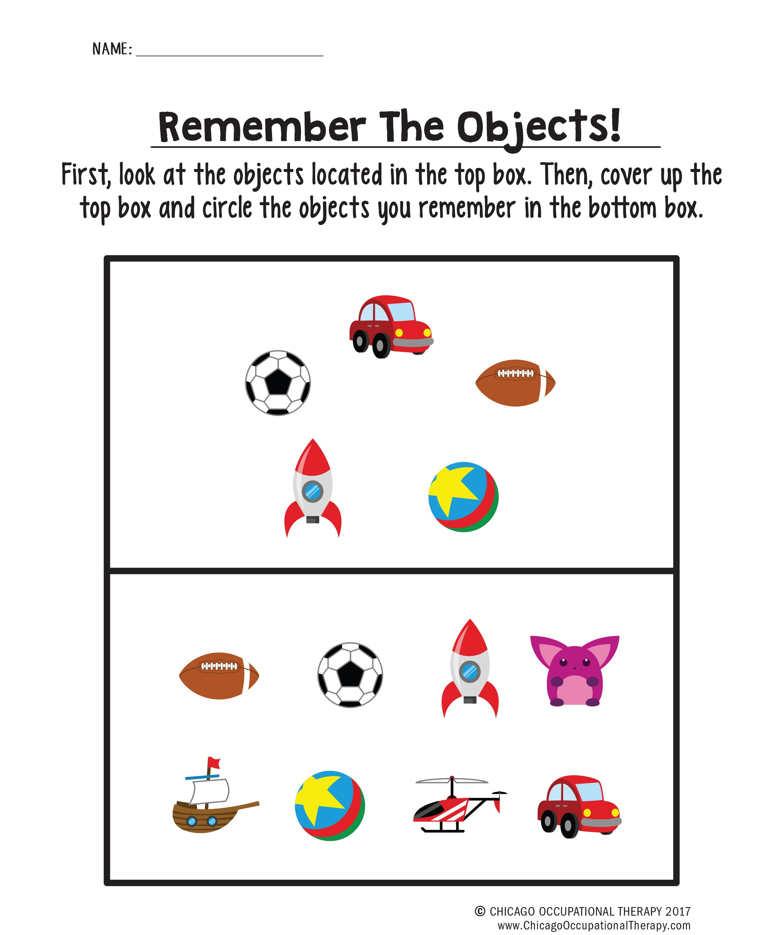 13 Best Visual Worksheets Images On Best Worksheets Collection