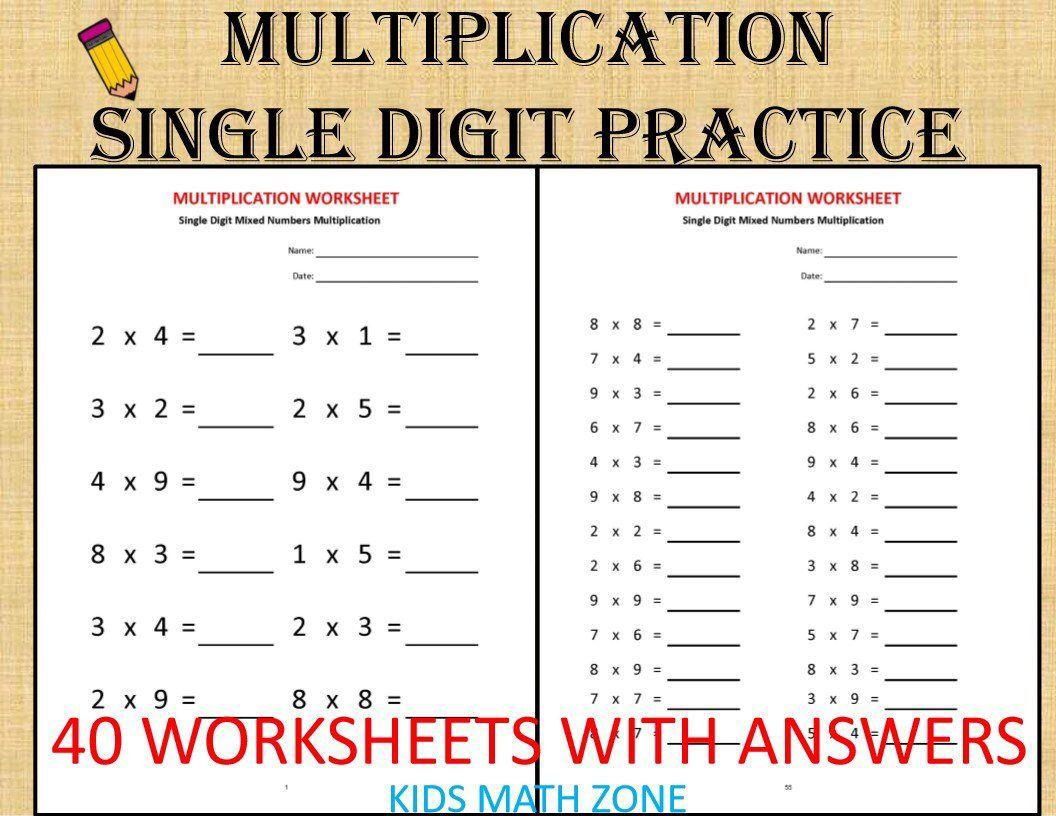 16 Best Grade 1 Practice Worksheets Images On Best