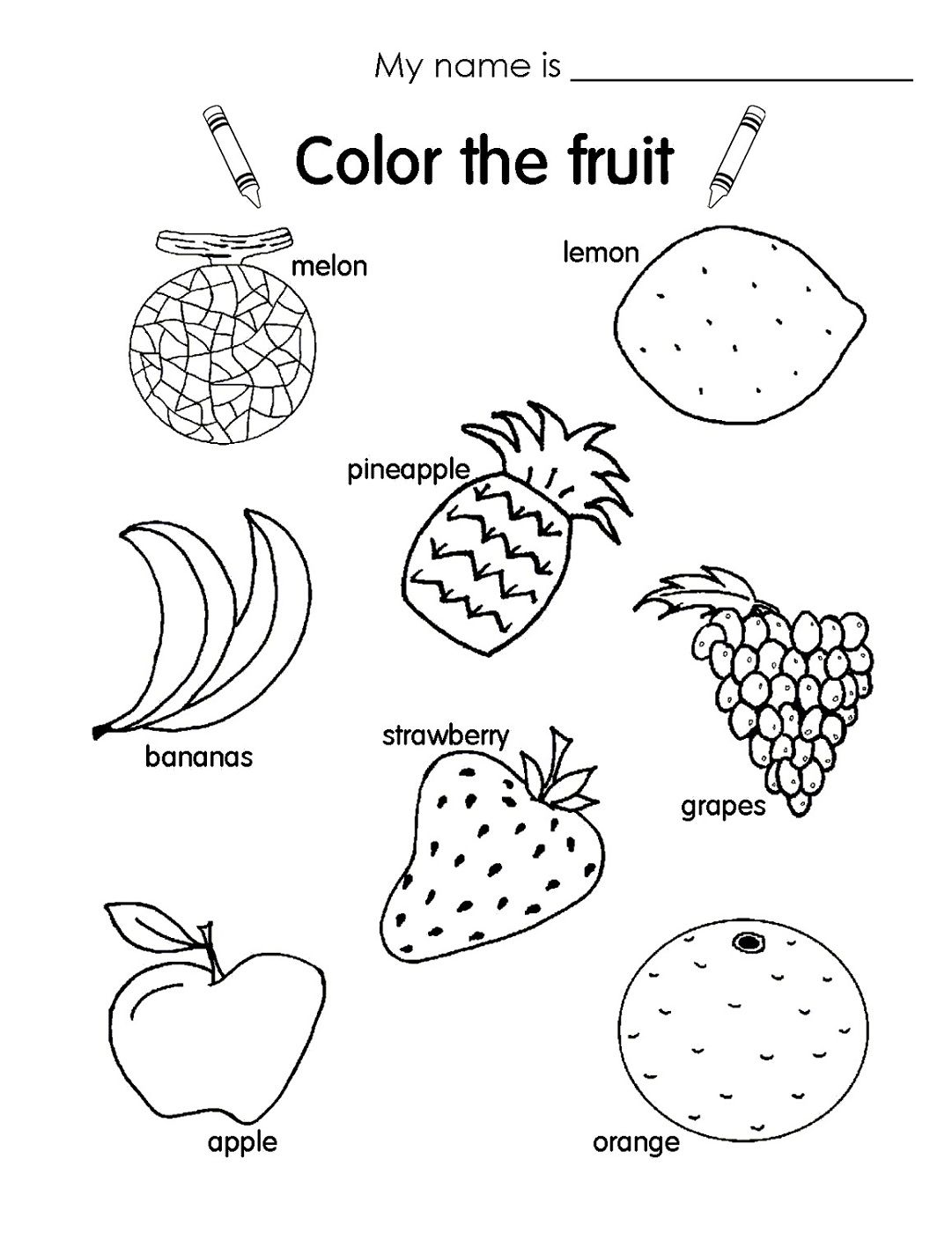 Fun Kids Worksheets