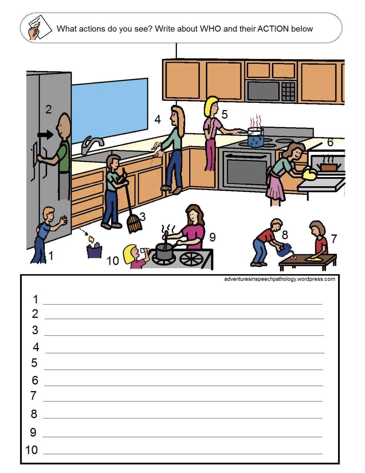Subject And Verb Loaded Worksheets Set 5 From Adventures