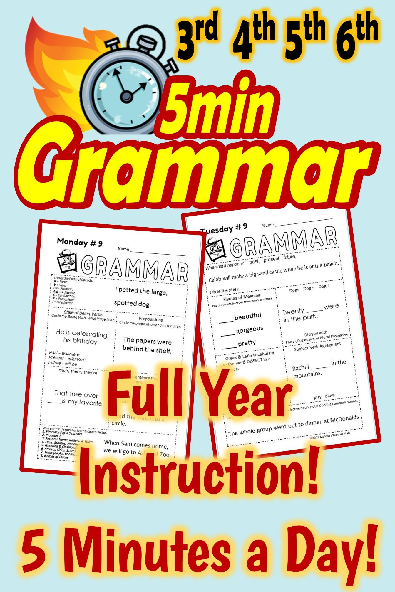 10 Best 6th Grade Literacy Worksheets Images On Best