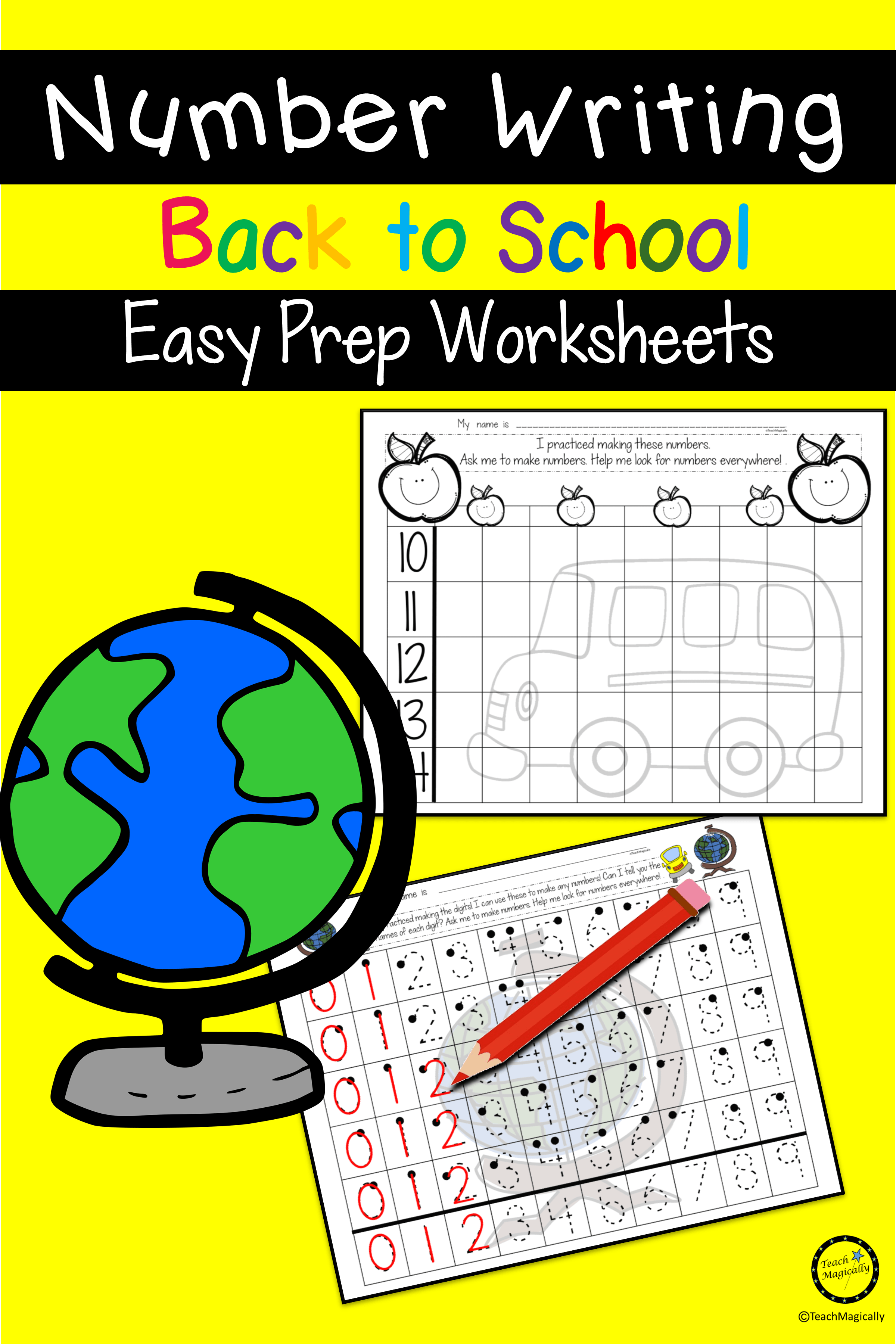 12 Best Worksheets Practice Writing Number Words Images On