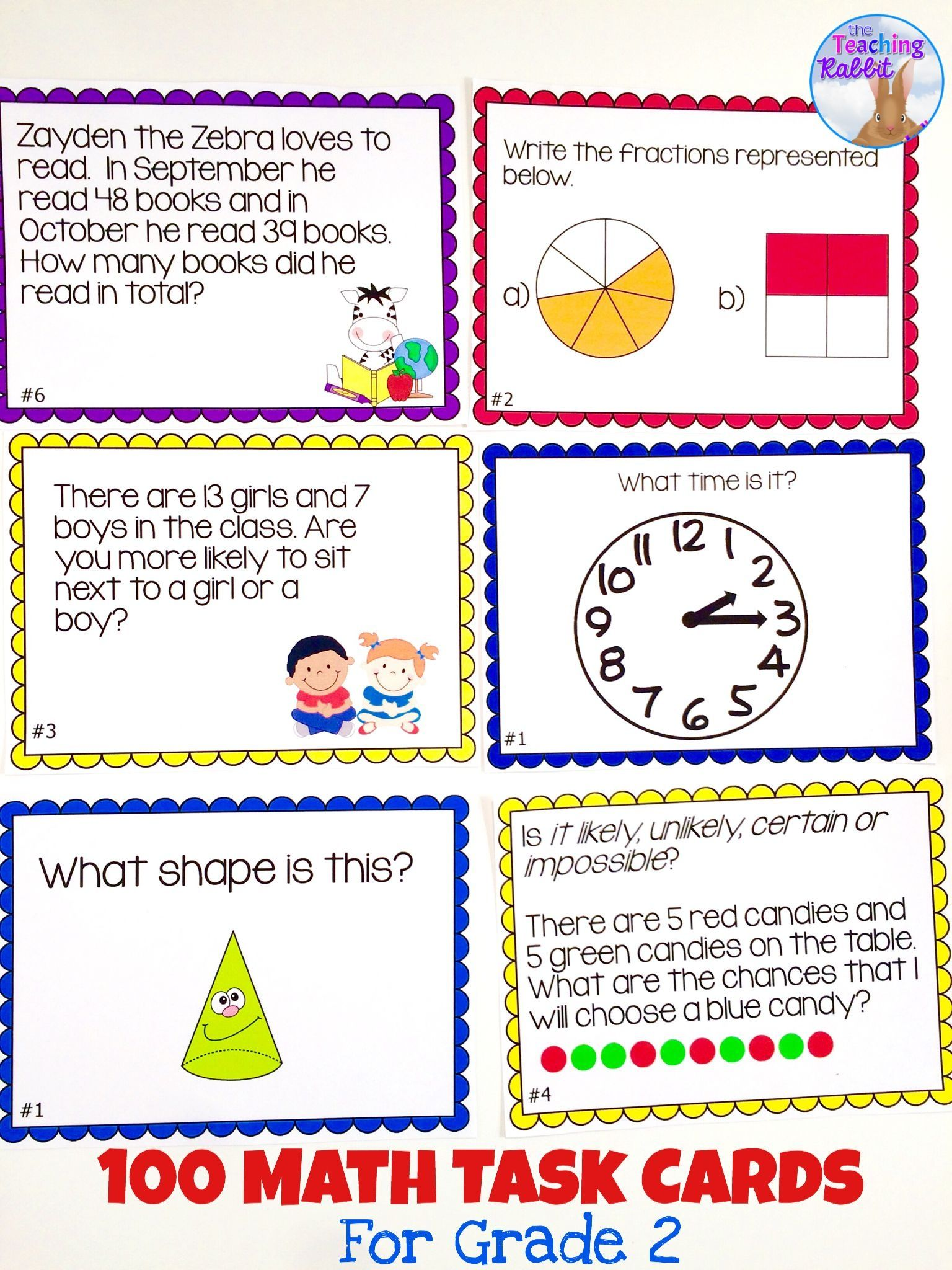 11 Best 2nd Grade Addition Worksheets 100 Problems Images