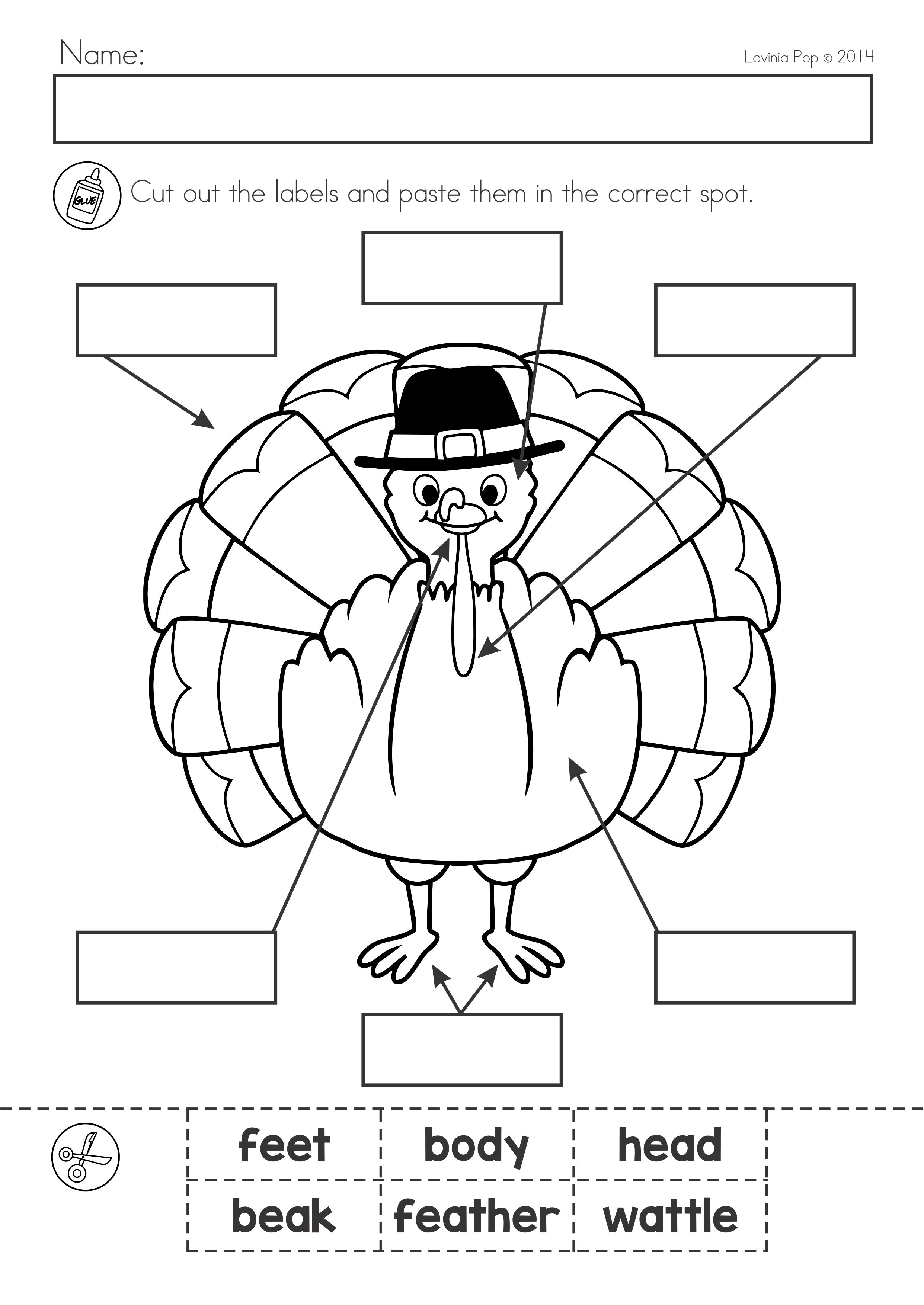 13 Best Fall Pre K Counting Worksheets Images On Best