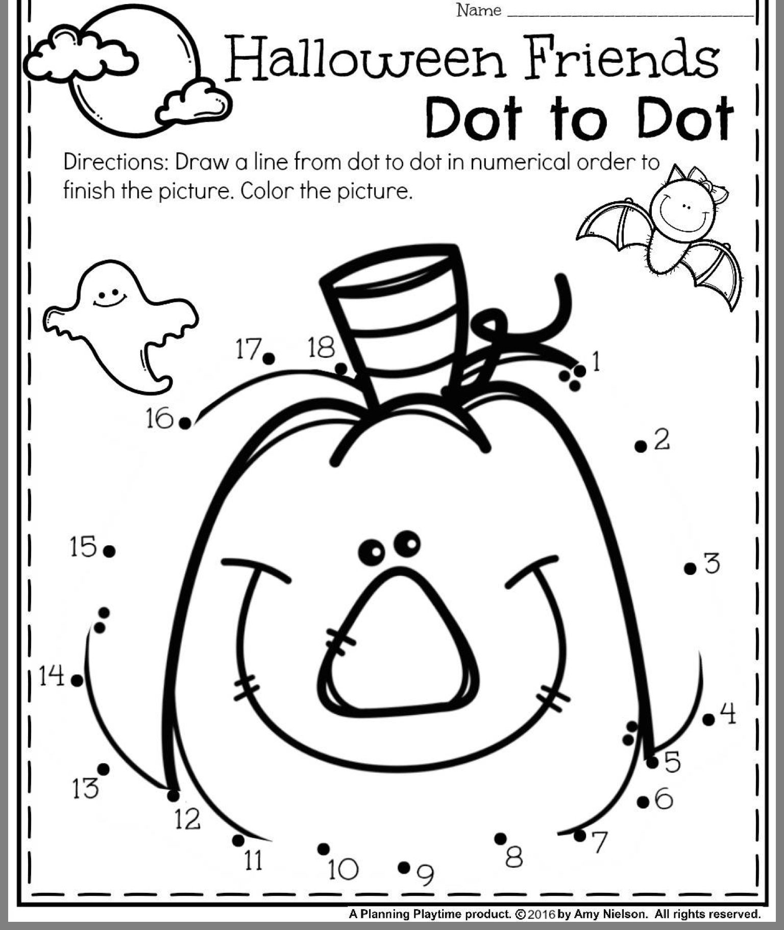 11 Best Halloween Hidden Pictures Worksheets Images On