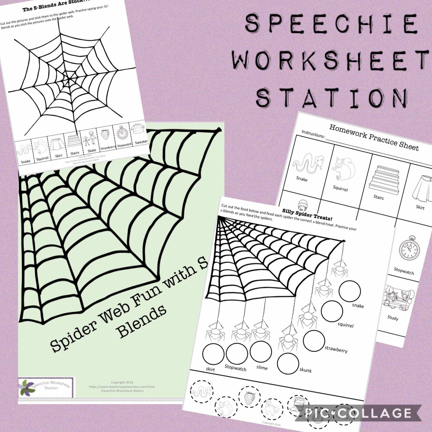 7 Best Spider Worksheets Images On Best Worksheets Collection