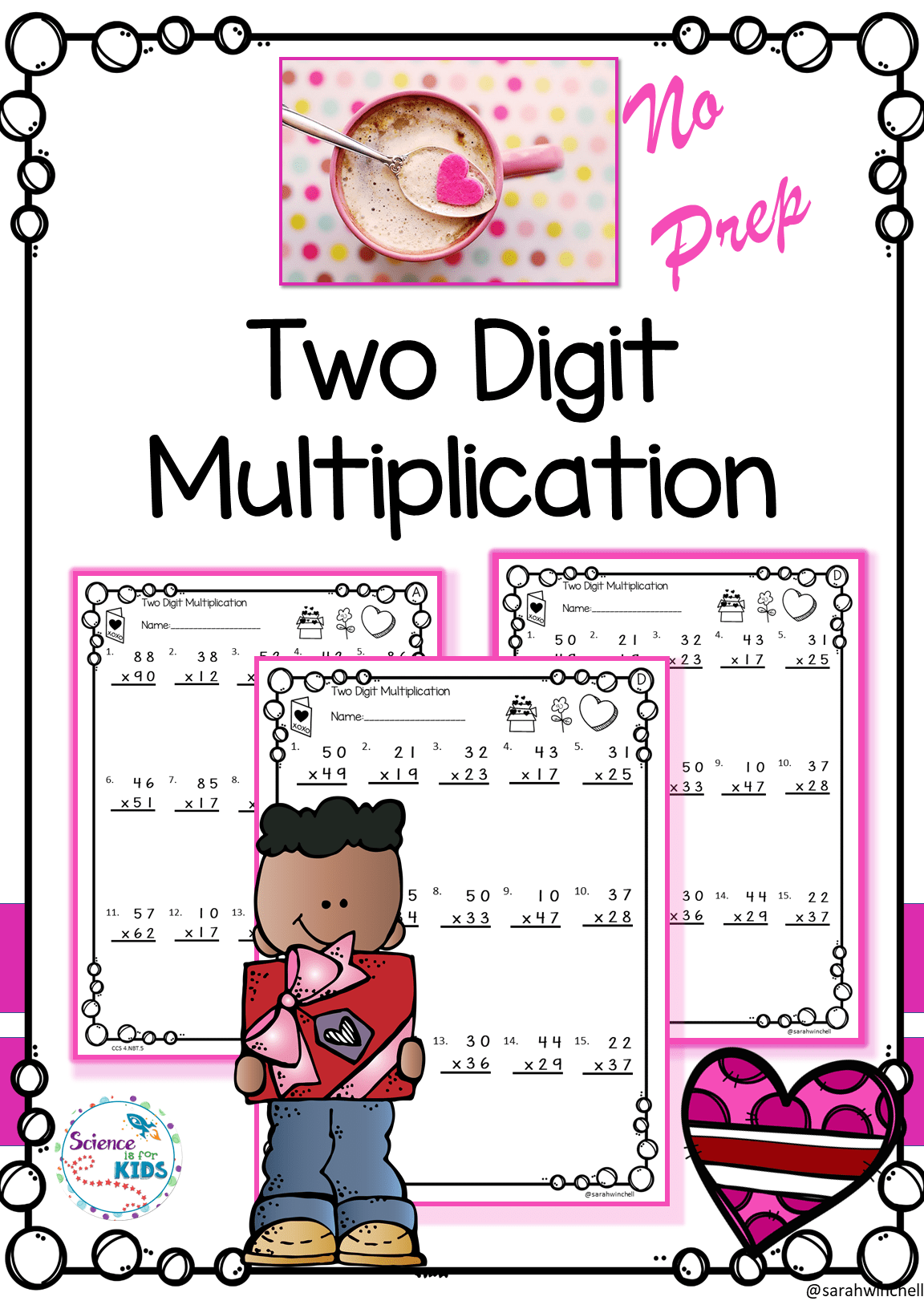 18 Best Valentine Worksheets For 3rd Grade Images On Best