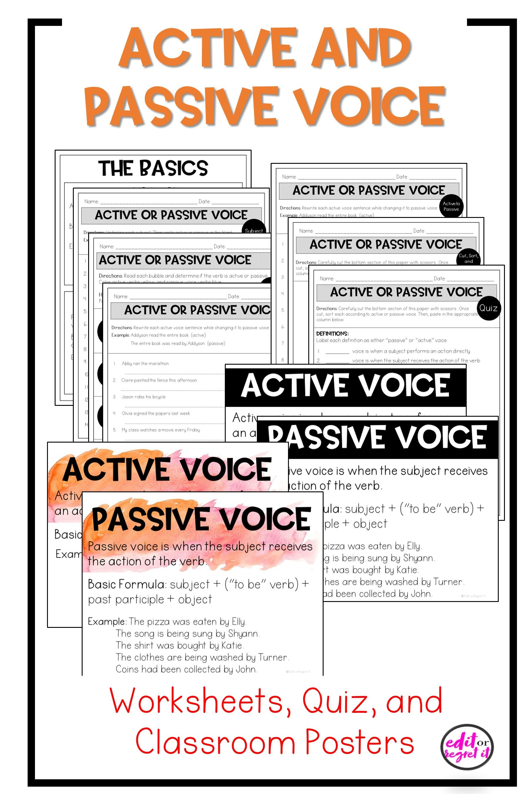 12 Best Middle School Grammar Practice Worksheets Images