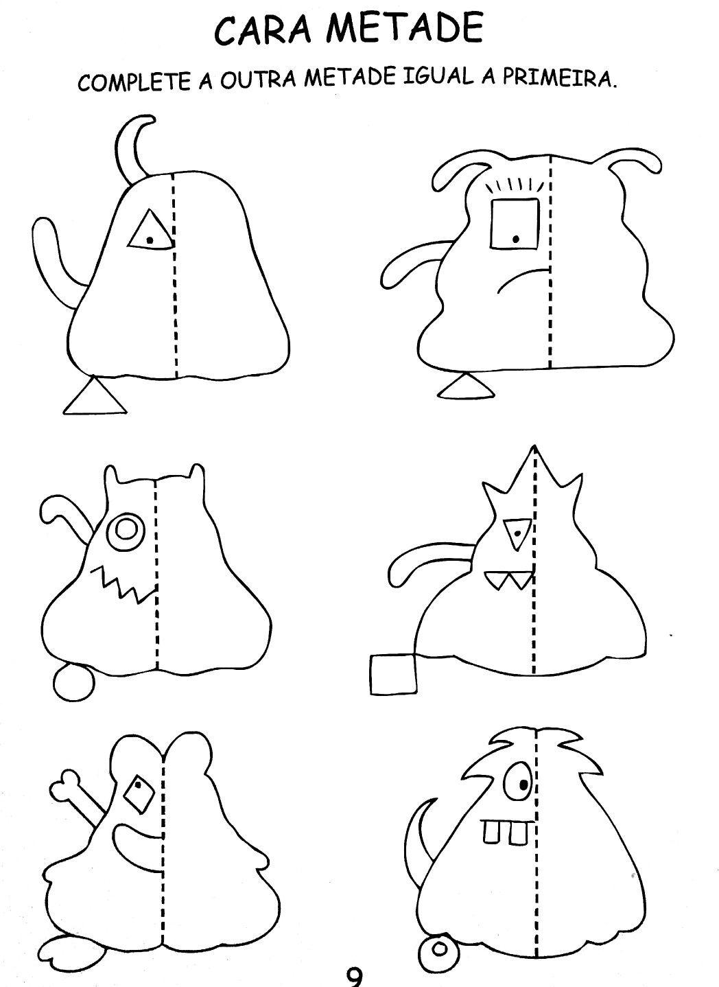 10 Best Symmetry Art Worksheets Images On Best Worksheets